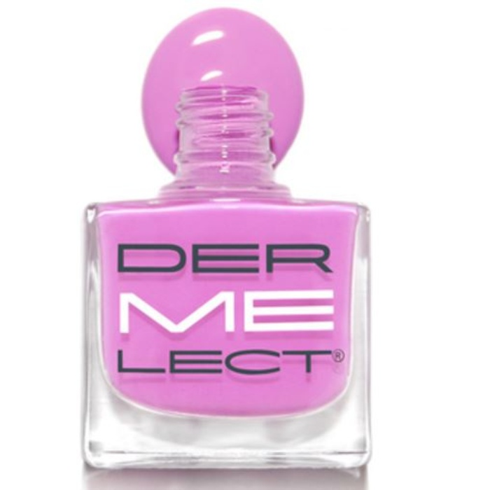 Best Summer Nail Colors - Dermelect 'Me' Unscripted in Energetic Violet