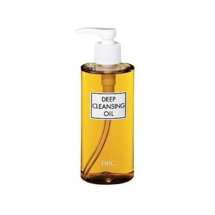 Best Deep Pore Cleansers - DHC Deep Cleansing Oil