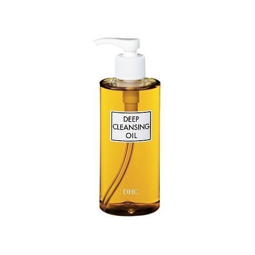 Best Facial Cleansers - DHC Deep Cleansing Oil