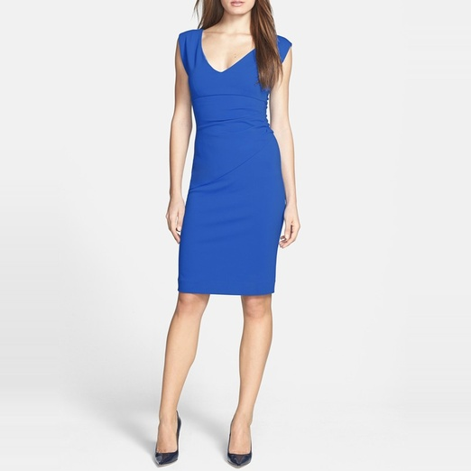 Best Work Dresses - Diane von Furstenberg Bevin Knit Dress