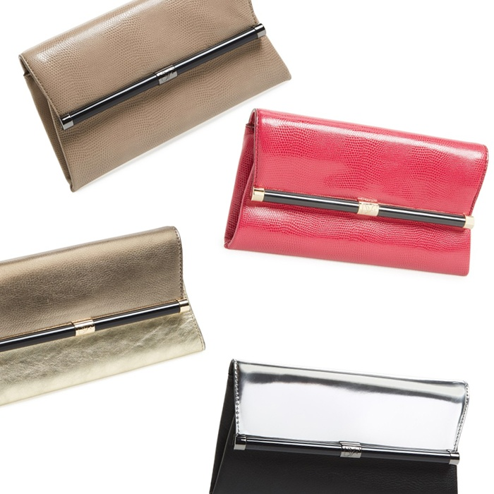 Best Best Clutches & Small Leather Accessories - Diane von Furstenburg 440 Envelope Clutches
