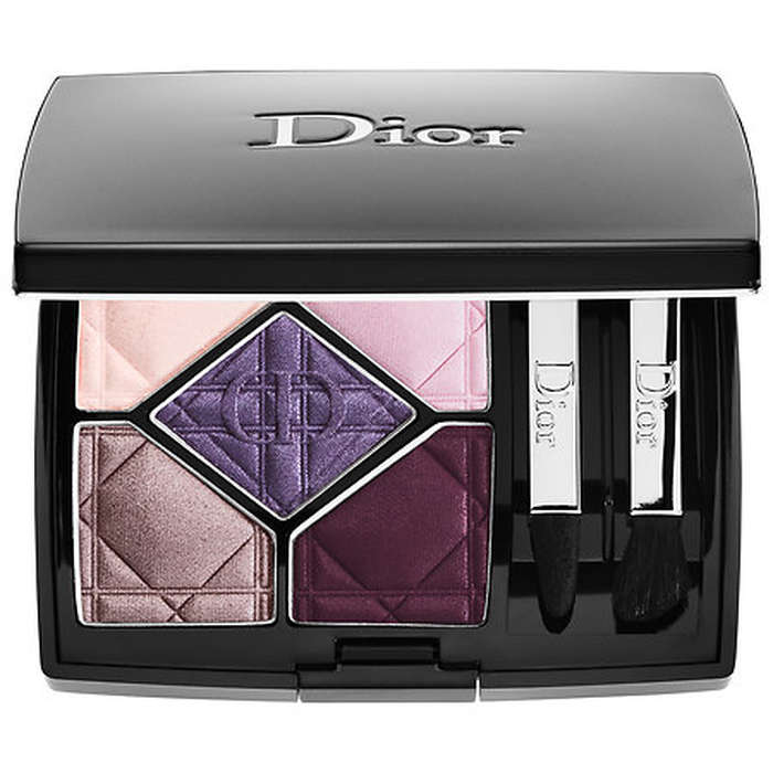 Best Eyeshadows for Your Eye Color - Dior 5 Couleurs Eyeshadow in Magnify