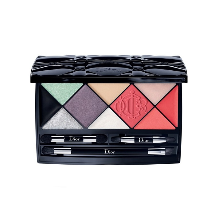 Best Winter Makeup Palettes - Dior Kingdom of Colors Palette