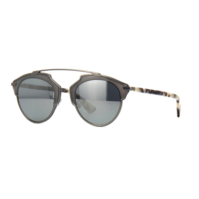 Best Brow Bar Sunglasses - Dior So Real 48mm Sunglasses