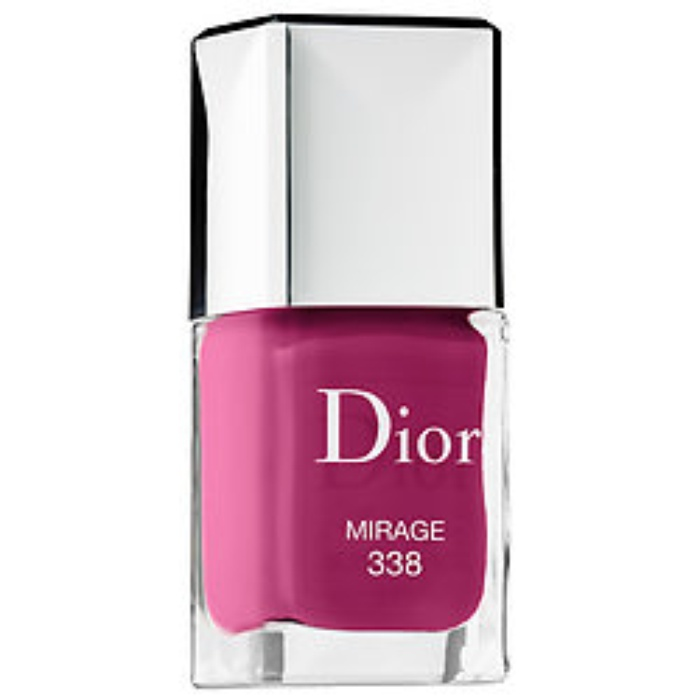 Best Long-Lasting Nail Polishes - Dior Vernis Gel Shine and Long Wear Nail Lacquer