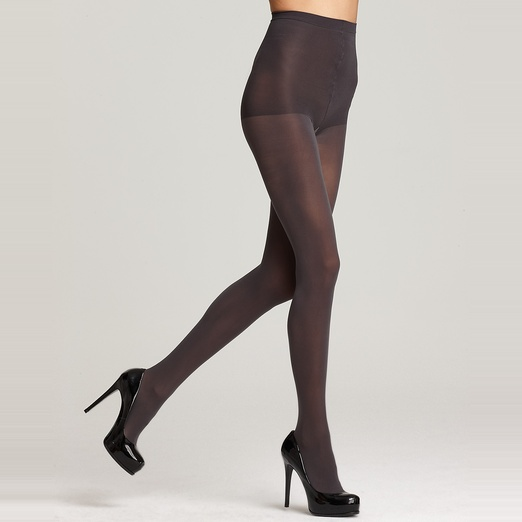 Best Black Tights - DKNY Basic Opaque Coverage Control-Top Tights