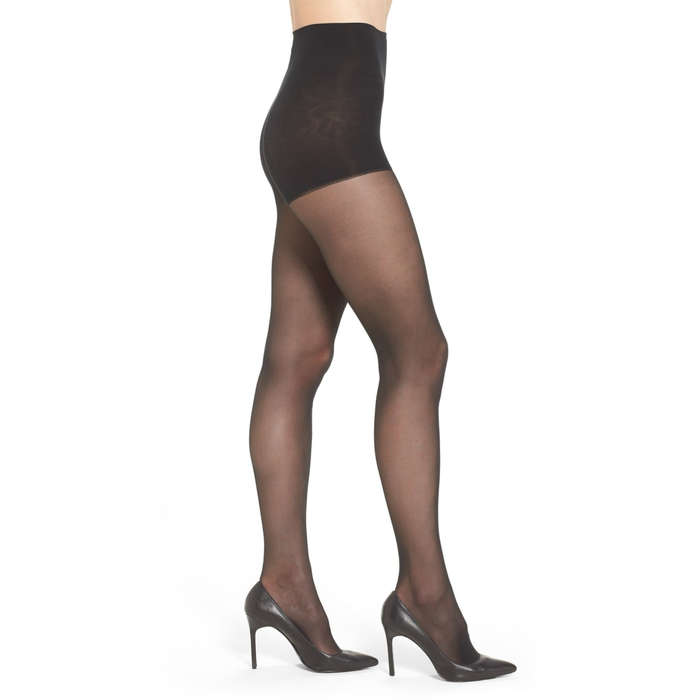 794a2286b6 10 Best Sheer Shaping Hosiery Options | Rank & Style