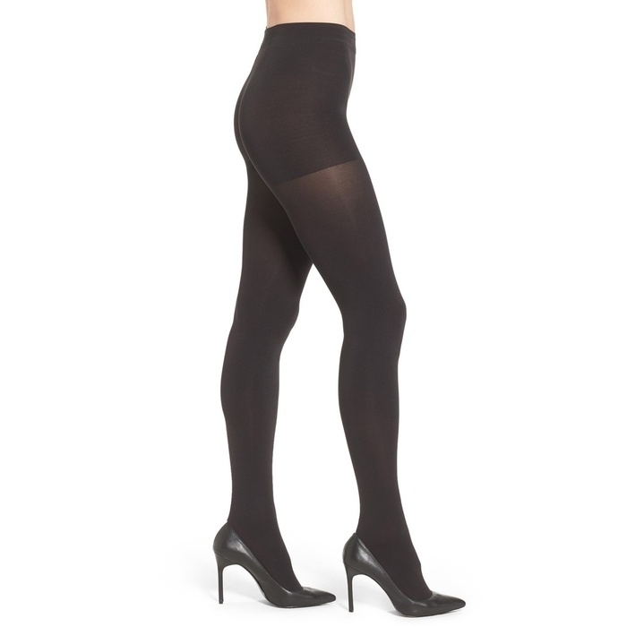 Best Black Tights - DKNY Super Opaque Control Top Tights
