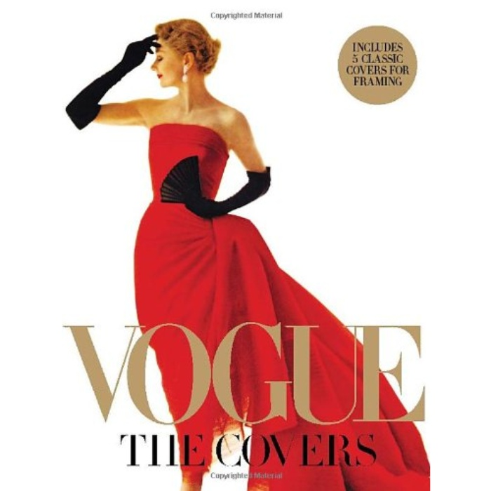 Best Coffee Table Books - Dodie Kazanjian: Vogue: The Covers