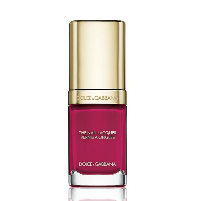 Best Summer 2015 Nail Trends - Dolce & Gabbana 'Colour Spring' The Nail Lacquer in Bouganville