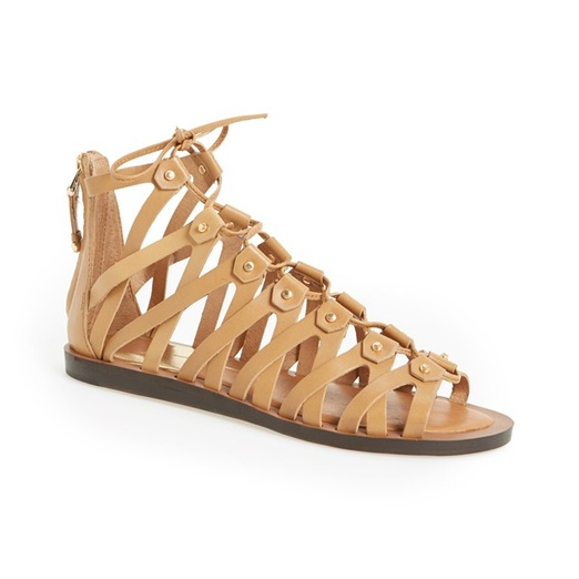 Best Flat Gladiator Sandals - Dolce Vita Fray Gladiator Sandals