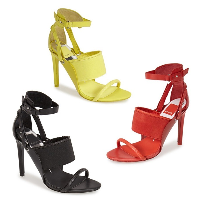 Best Summer Party Heels Under $200 - Dolce Vita Halton Ankle Strap Sandal