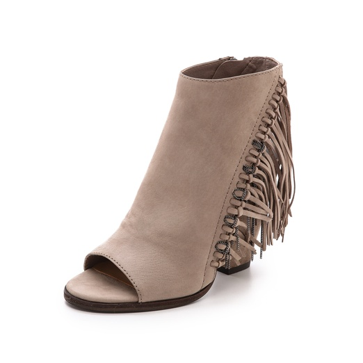 Best Date Night Sandals - Dolce Vita Noralee Fringe Booties