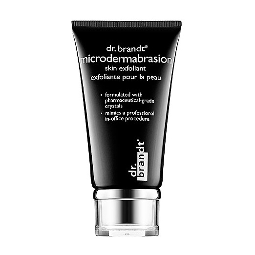 Best Facial Exfoliators - Dr. Brandt microdermabrasion exfoliating cream