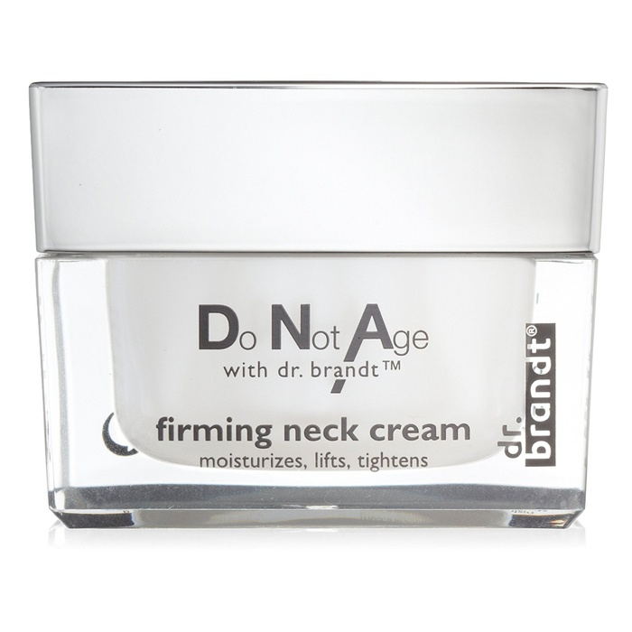 Best Neck Creams and Treatments - Dr. Brandt Skincare Do Not Age Moisturizing Neck Cream