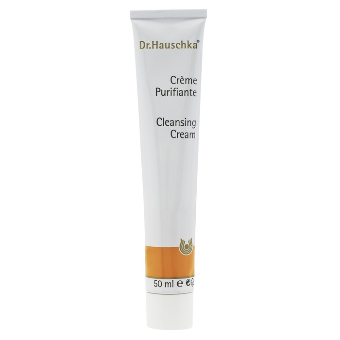 Best Natural Face Cleansers - Dr. Hauschka Cleansing Cream