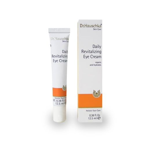 Best Natural Eye Creams - Dr. Hauschka Skin Care Daily Revitalizing Eye Cream