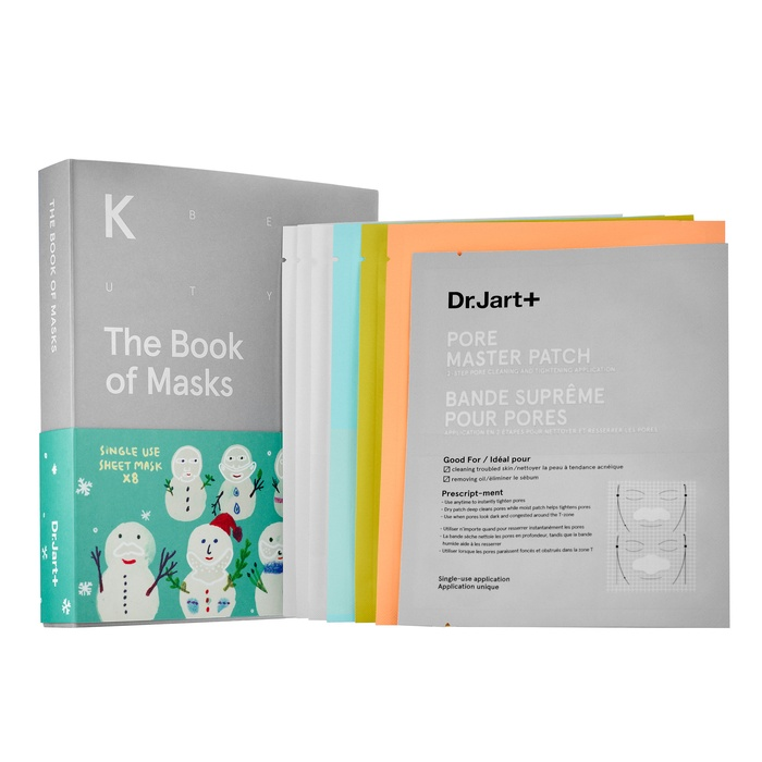 Best Spa days - Dr. Jart+ The Book of Masks