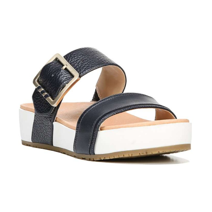 Best Flatform Sandals - Dr. Scholl's Original Collection Frill Slide Sandal