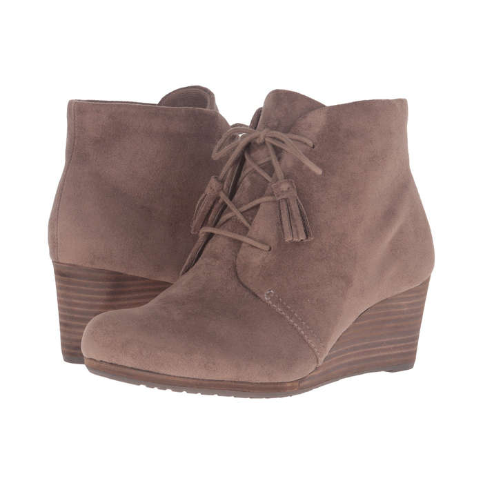 Best Vegan Leather Booties - Dr. Scholl's Women's Dakota Boot