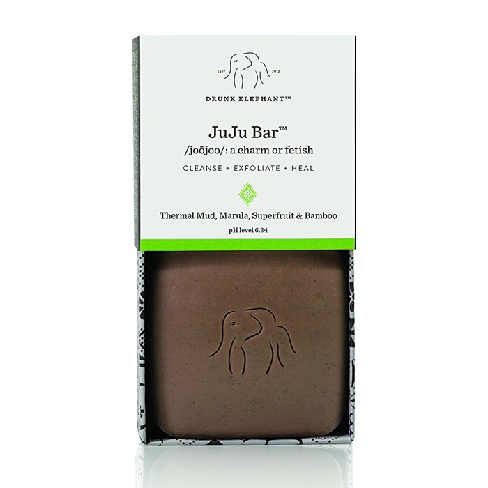 Best Face Cleansers for Sensitive Skin - Drunk Elephant JuJu Bar