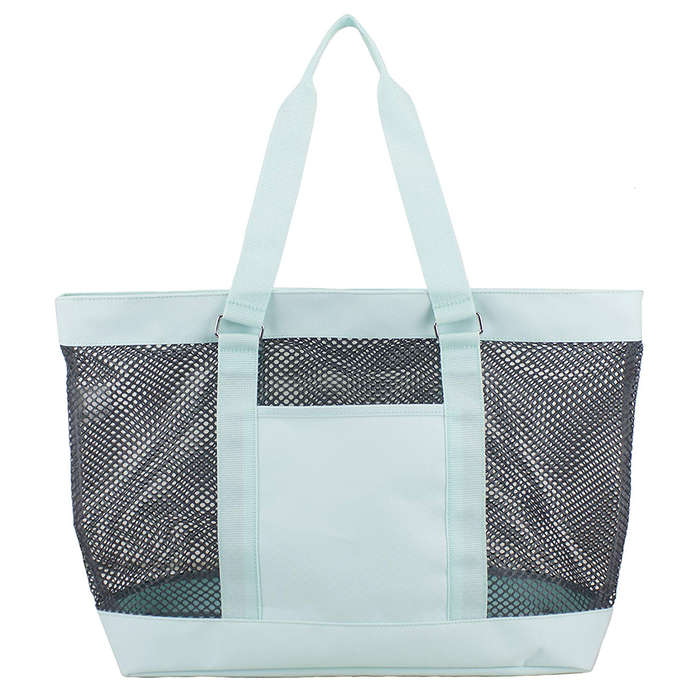 Eastsport Mesh Tote Beach Bag
