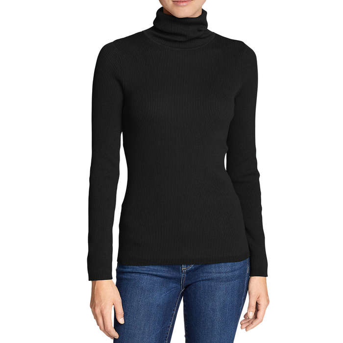 Best Apres Ski Essentials - Eddie Bauer Medina Turtleneck Sweater