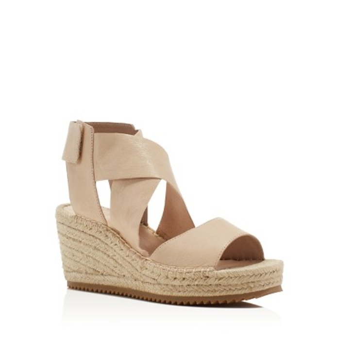 Best Espadrilles for Summer - Eileen Fisher Willow Espadrille Platform Wedge Sandals