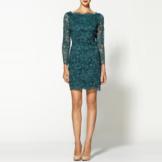 Best Lace Dresses - Madison Marcus Elegance Lace Dressby Madison Marcus