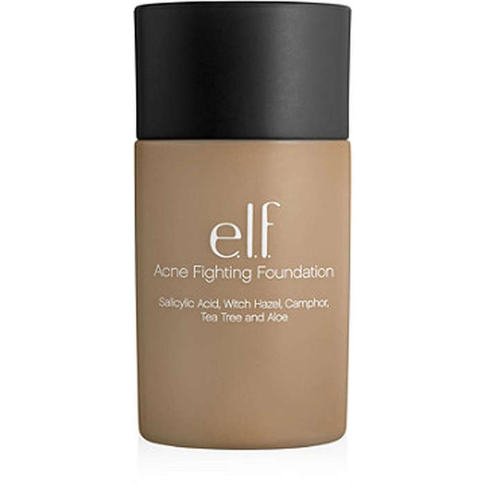 Best Drugstore Foundations - e.l.f. Cosmetics Acne Fighting Foundation