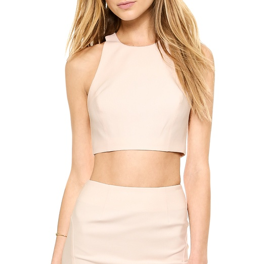 Best Midsummer Crop Tops - Elizabeth and James Upton Crop Top