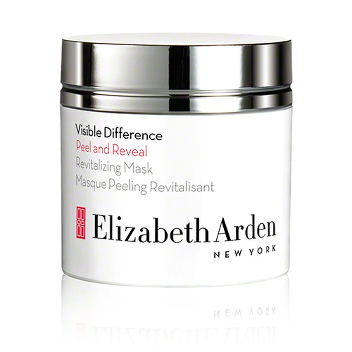 Best At-Home Facial Peels - Elizabeth Arden Visible Difference Peel and Reveal Revitalizing Mask