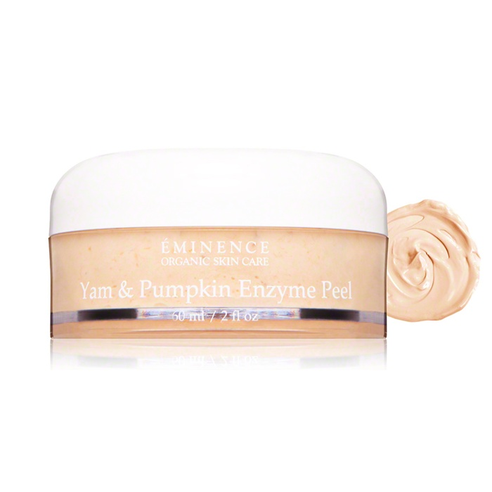 Best Facial Peels - Eminence Yam and Pumpkin Enzyme Peel