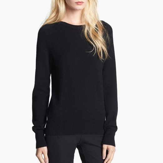 Best Cashmere Crewnecks - Equipment Sloane Sweater