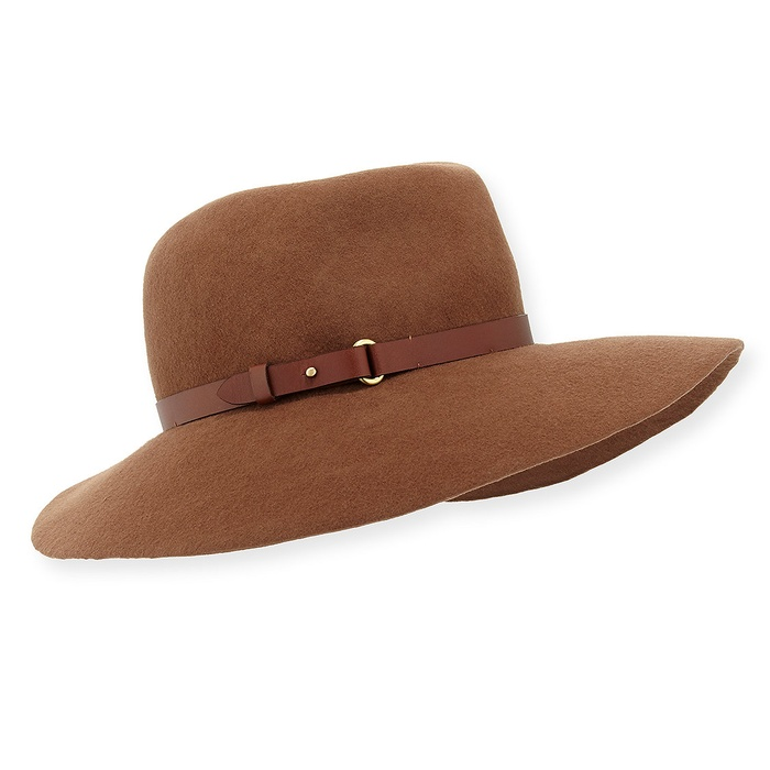 Best Seasonal Hats - Eric Javits Fanny Wide Brim Wool Hat