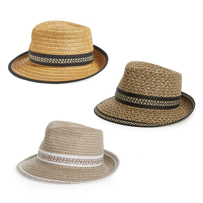 Best Stylish Summer Hats - Eric Javits Fedora