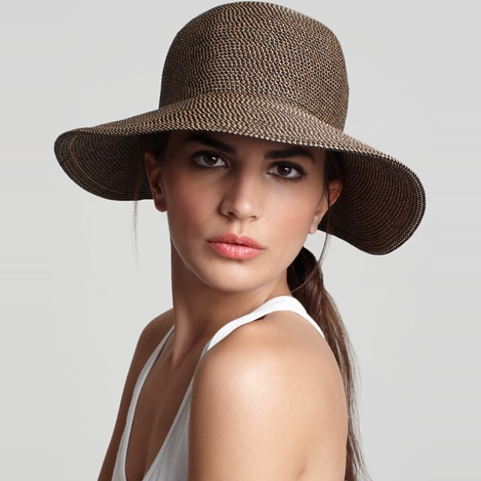 Best Stylish Summer Hats - Eric Javits Squishee IV Short Brim Sun Hat