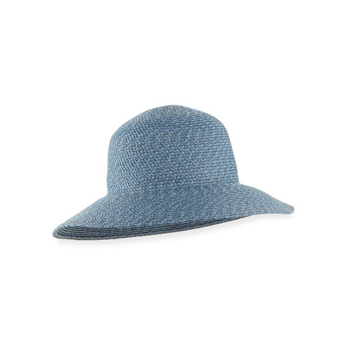 Best Straw Hats - Eric Javits Squishee IV Wide Brim Hat