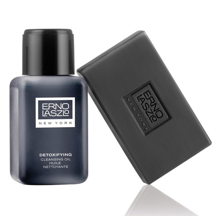 Best Detoxing Beauty Buys - Erno Laszlo Detoxifying Cleansing Set