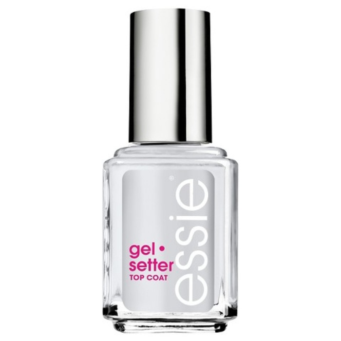 Best Long-Lasting Nail Polishes - Essie Gel Setter Top Coat