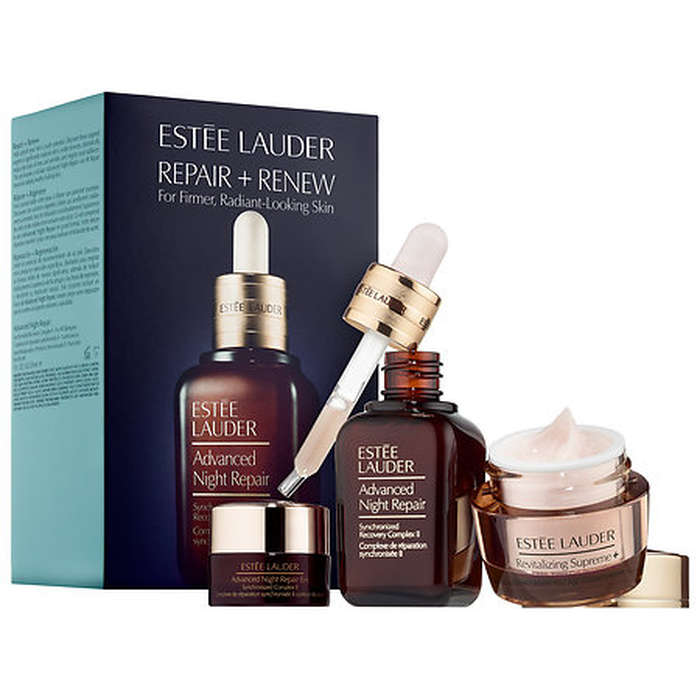 Best Skincare Gift Sets - Estee Lauder Anti-Aging Set