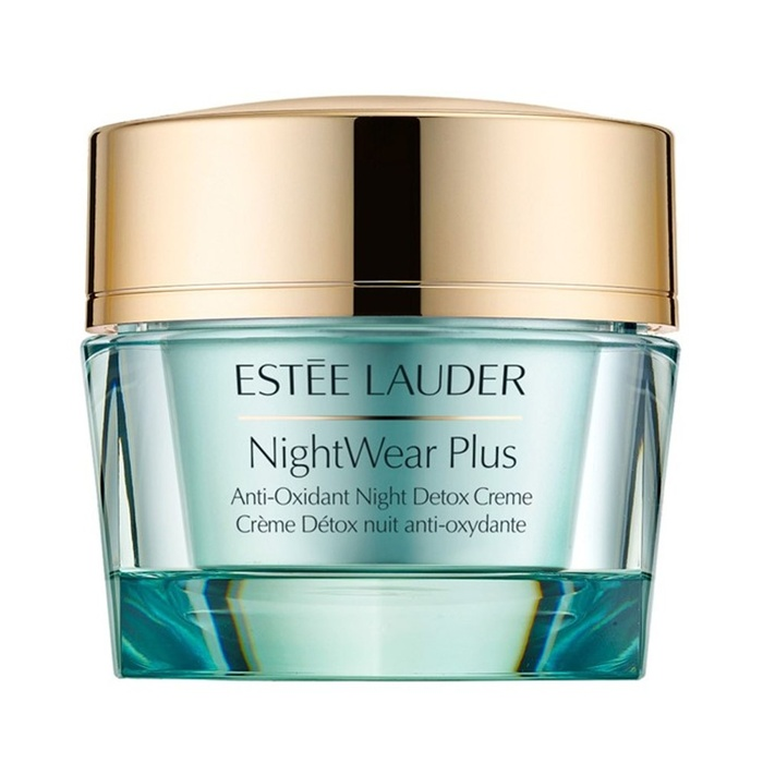 Best Detoxing Beauty Buys - Estee Lauder Estée Lauder NightWear Plus Antioxidant Night Detox Cream
