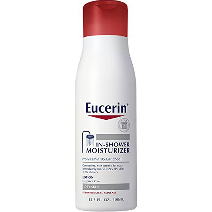Best In-Shower Body Lotions - Eucerin In-Shower Body Lotion