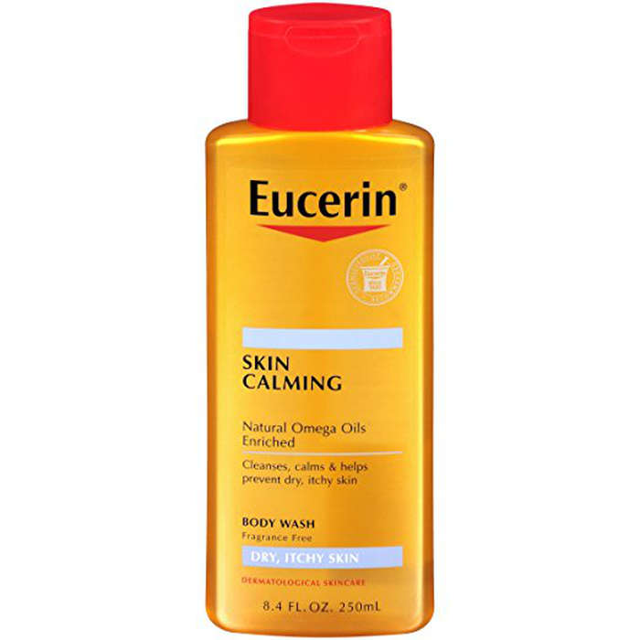 Best Moisturizing Body Washes - Eucerin Skin Calming Body Wash