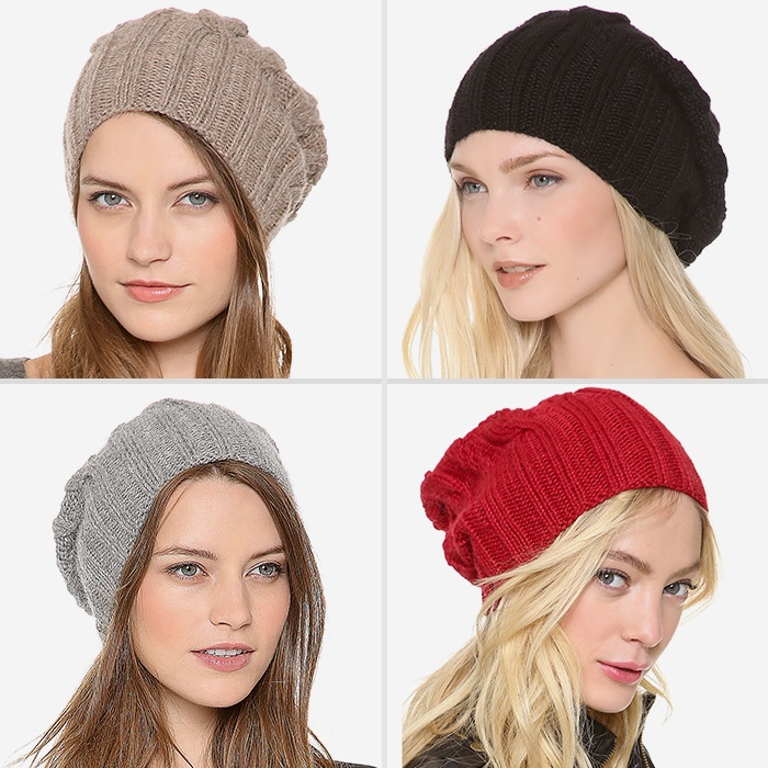 Best Hats & Gloves - Eugenia Kim Jill Slouchy Beanie