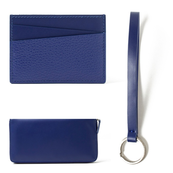 Best Best Clutches & Small Leather Accessories - Everlane Slim Zip Contrast Wallet, Card Case Wallet, and Leather Keychain
