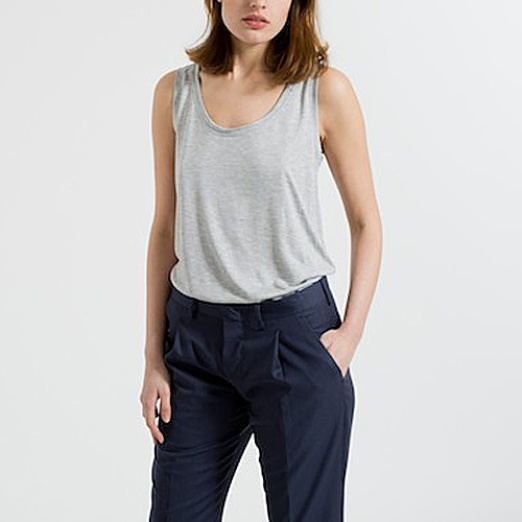 Best Solid Colored Tanks - Everlane The Ryan Tank
