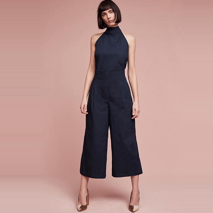Best Jumpsuits - Faithfull Jemma Halter Jumpsuit