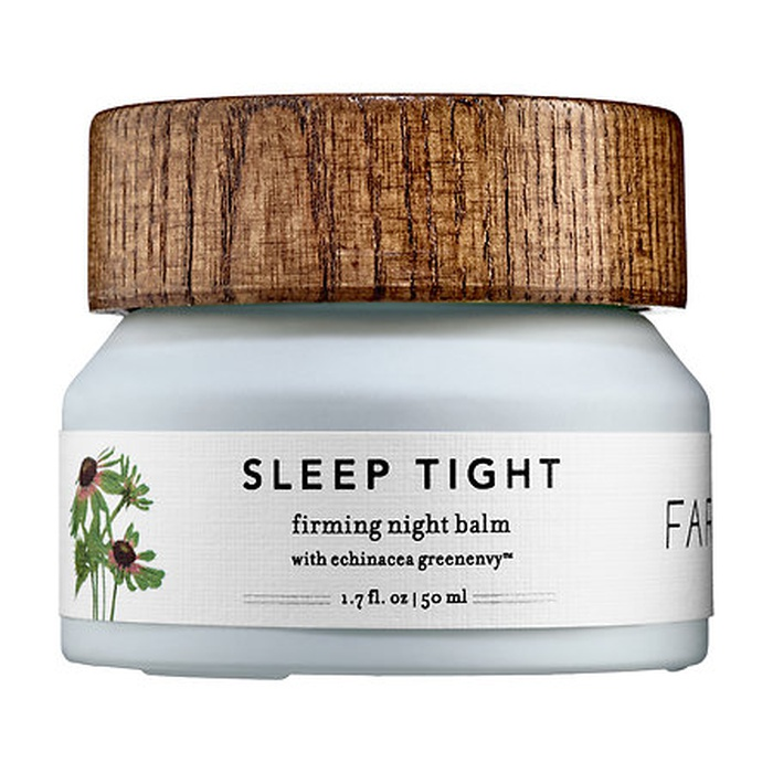 Best Indie Beauty Brands - Farmacy Sleep Tight Firming Night Balm with Echinacea GreenEnvy