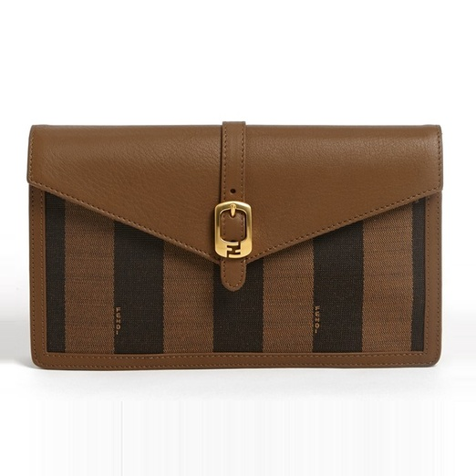 Best Envelope Clutches - Fendi Pequin Clutch